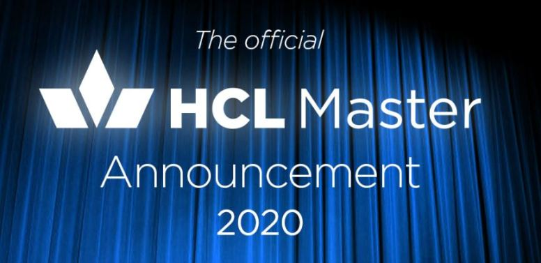 HCL Masters Class of 2020