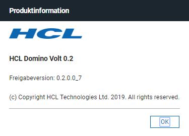 HCL Volt Version